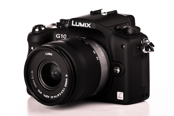 panasonic g10