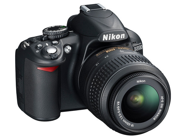 Nikon D3100