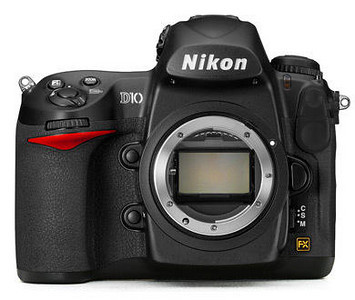 Nikon D10