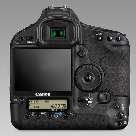 Not the Canon 1D Mark IV
