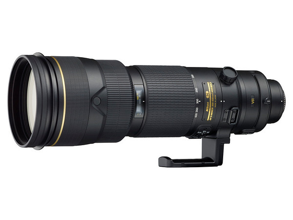 Nikon AF-S 200-400mm f/4 VR II