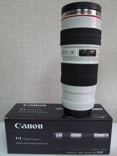 Canon Coffee Cup